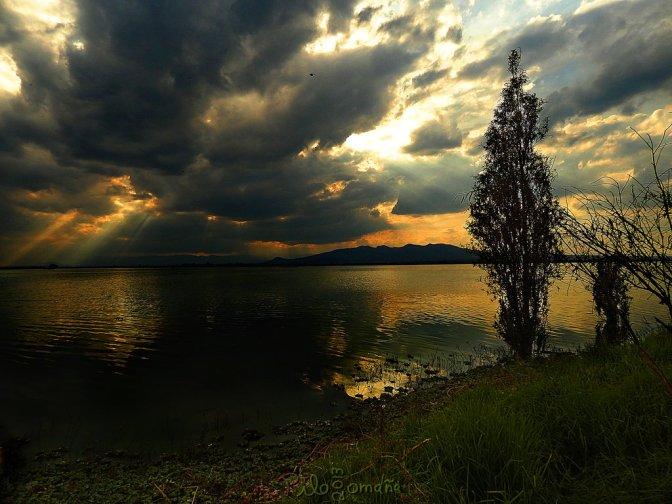 Zumpango Lake nowadays.