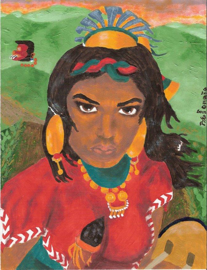 Lady Ñuñuu Dzico-Coo-Yodzo
