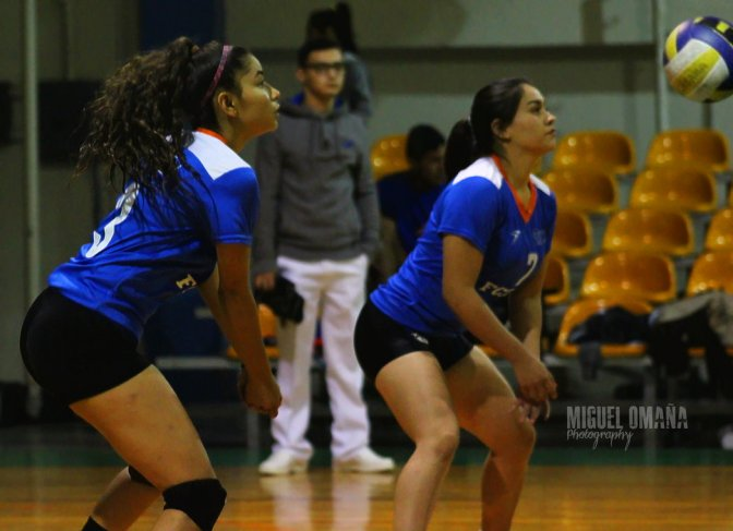 Female Volleyball of Nuevo Laredo
